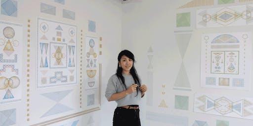 FREE  Watercolour Demo with Yuria Okamura | SAT 26 October  2019| 11am - 12pm