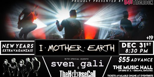 NYE 2020 with I MOTHER EARTH & Sven Gali