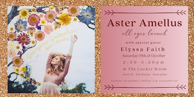 Aster Amellus - All Ages Launch