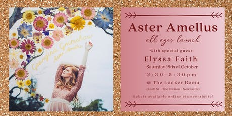 Aster Amellus - All Ages Launch tickets