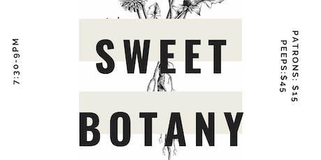 SWEET BOTANY: Botanicals in Gut Regeneration tickets