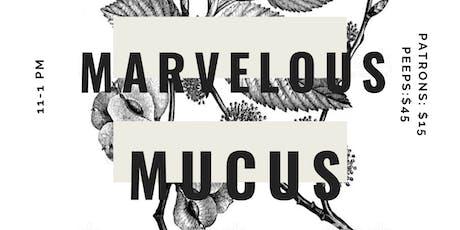 Marvelous Mucus: Botanicals in Gut Regeneration tickets