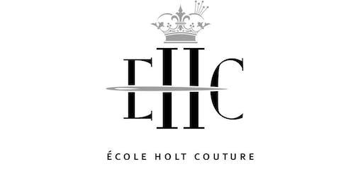 2019 Ecole Holt Couture Student Showcase