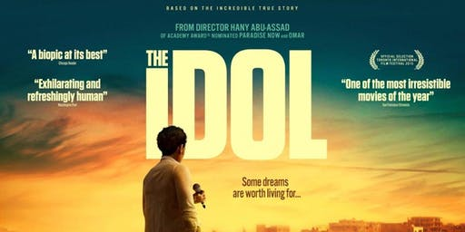 The Idol - A Palestinian Film Screening