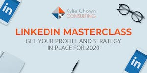LinkedIn Masterclass: Get Your Profile Set For Growth...
