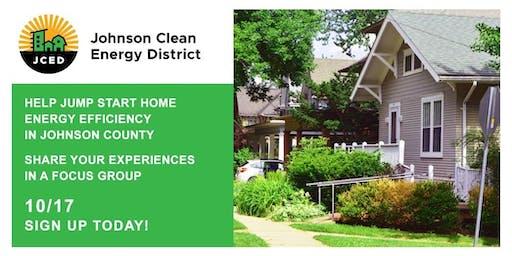 Focus Group - Johnson Clean Energy District