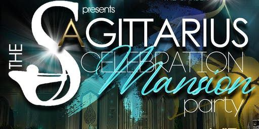 Sagittarius Celebration Mansion Party