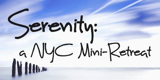 Serenity: NYC Mimi-Retreat