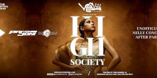 High Society with Pri Yon Joni and DJ RAJ