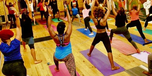 Ladies Hip Hop & Yoga