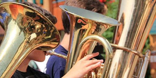 Instrumental Workshop Series: Low Brass with J.c. Sherman
