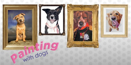 Painting with Dogs tickets
