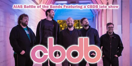 AIAS Battle of the Bands featuring A CBDB Late Show tickets