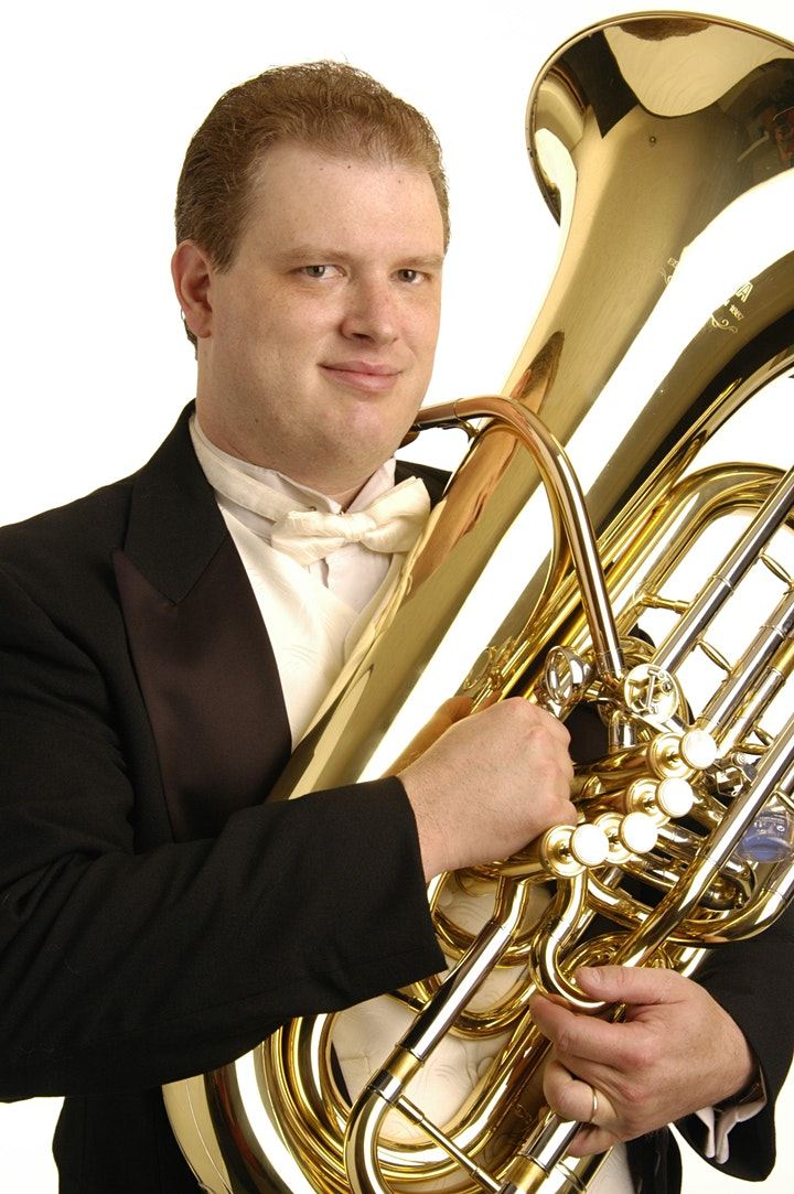 Instrumental Workshop Series: Low Brass with J.c. Sherman image