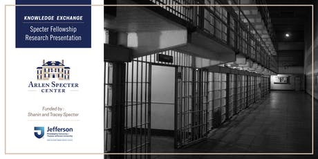 Specter Fellows Present: Prisons in Crisis tickets