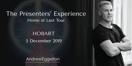 The Presenters' Experience - Hobart tickets