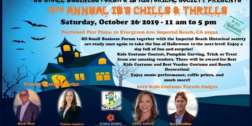 4th Annual IB's Chills & Thrills