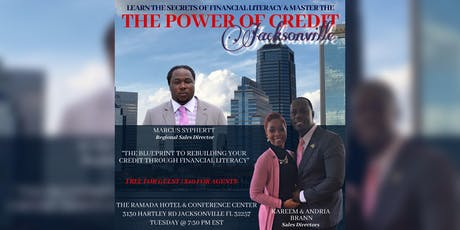 The Power of Credit Jacksonville! tickets