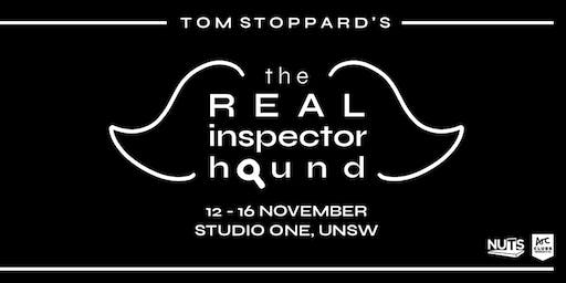 NUTS presents: The Real Inspector Hound