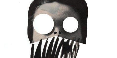 Halloween Creepy Collage-Making