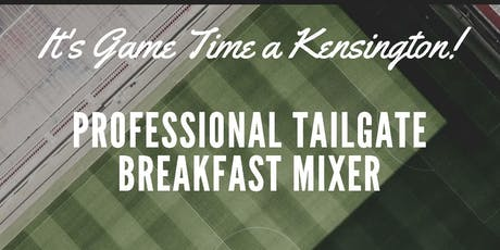 Professional Tailgate Breakfast Mixer tickets