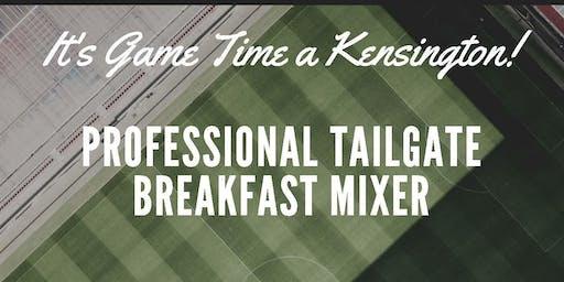 Professional Tailgate Breakfast Mixer