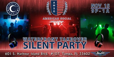 Waterfront Takeover Silent Party