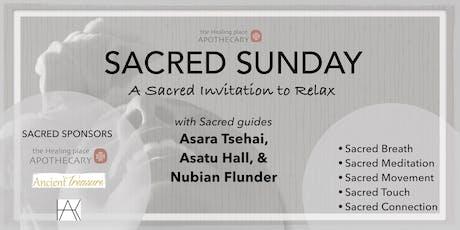 Sacred Sunday  tickets