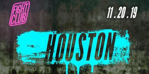 Digital Fight Club: Houston 2019