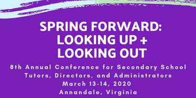 """SSWCA 2020: """"Spring Forward: Looking Up and Looking Out"""""""