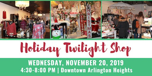 Holiday Twilight Shop 2019
