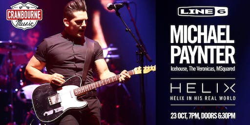 Michael Paynter: HELIX in his real world.