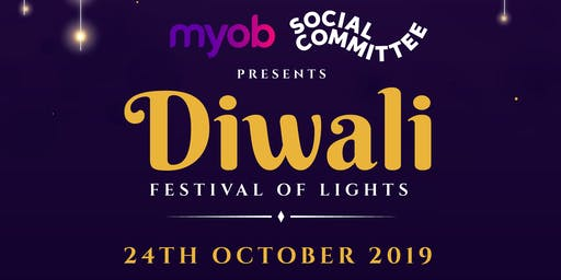 MYOB RICHMOND DIWALI CELEBRATIONS - 2019