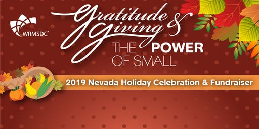 Annual Nevada WRMSDC Holiday Celebration & Fundraiser