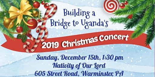 Christmas Concert Benefitting Children of Uganda featuring Matthew Schuler