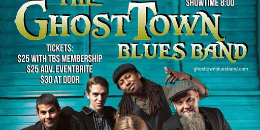 The Ghost Town Blues Band