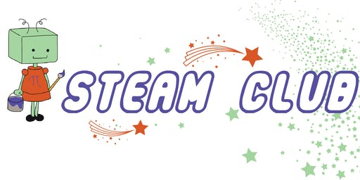 STEAM CLUB TERM 4 for Ages 10+