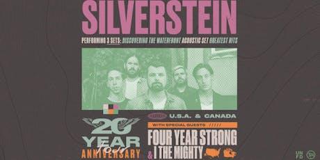 Silverstein: 20 Year Anniversary Tour tickets