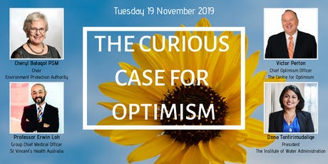The Curious Case for Optimism tickets