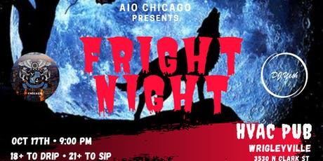 AIO Chicago Presents: Fright Night tickets