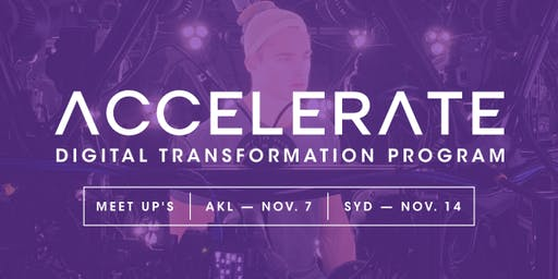 Digital Transformation & Making Effective Change with Digital Humans - SYD