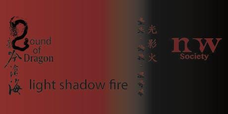 light shadow fire II @ 8EAST tickets