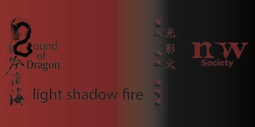 light shadow fire II @ 8EAST