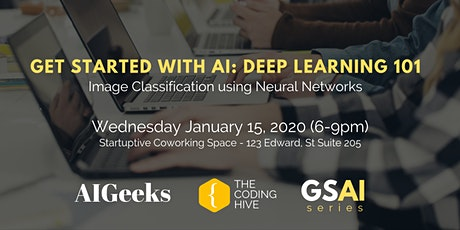 Get Started With AI: Deep Learning 101 tickets