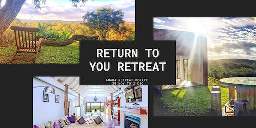 Return to You Retreat