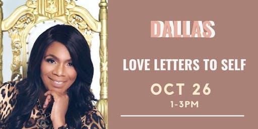Love Letter to Self - Social Tea Dallas