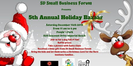 5th Annual Holiday Bazaar tickets