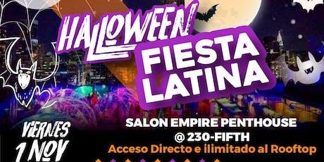 Halloween Fiesta Latina tickets