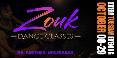 Monthly Zouk Passes (Oct/Nov)