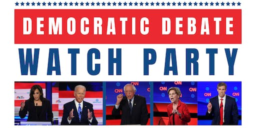 Democratic Debate Watch Party with the Staten Island Young Republican Club
